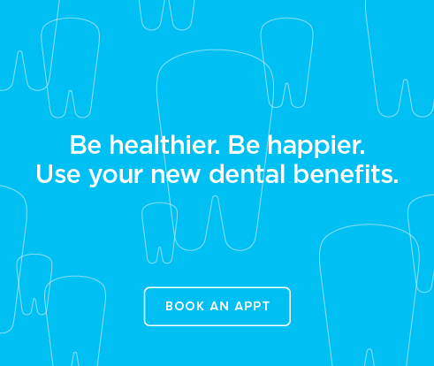 Be Heathier, Be Happier. Use your new dental benefits. - Bosque Smiles Dentistry