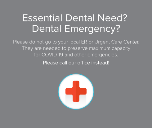 Essential Dental Need & Dental Emergency - Bosque Smiles Dentistry